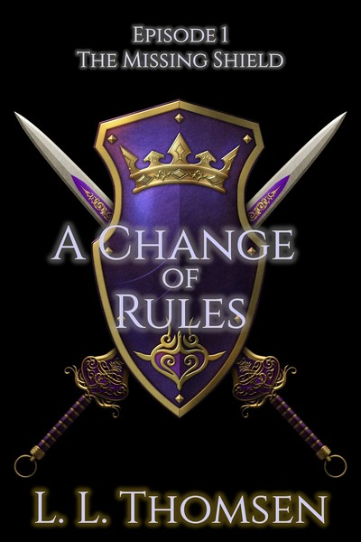 Cover of A Change of Rules