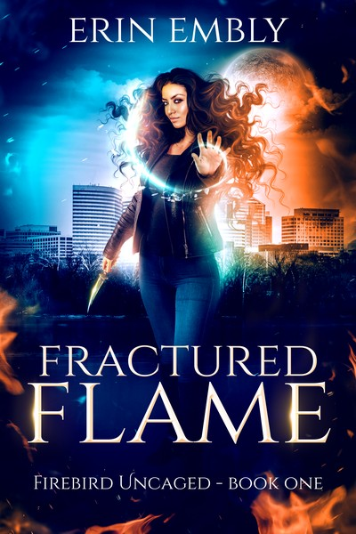 Fractured Flame