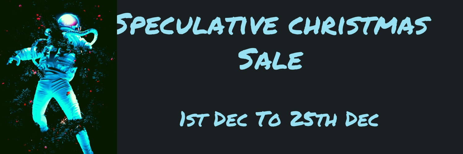 Promotion for Speculative Christmas 2020
