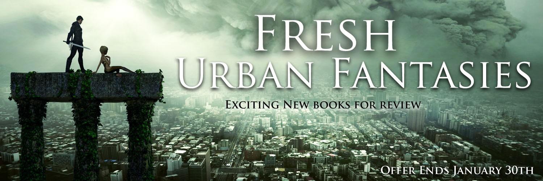 Fresh Urban Fantasy