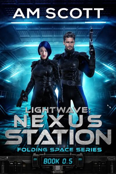 Lightwave: Nexus Station Cover